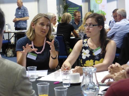 Reniera at the Environmental Conference